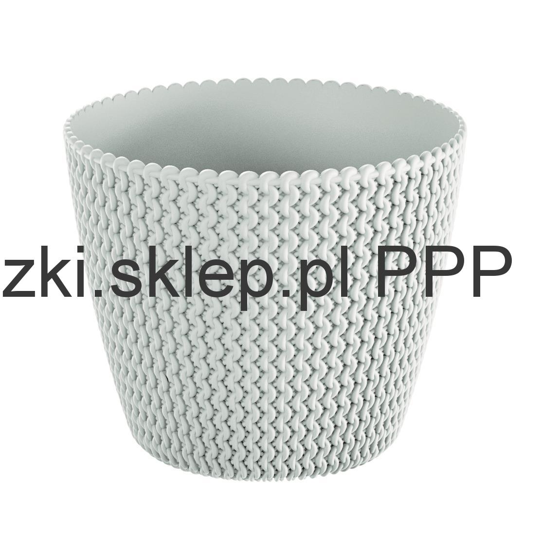 Doniczka Splofy Dsp400 40 H33 Biały
